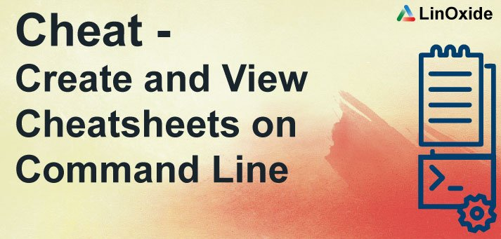cheatsheet command line