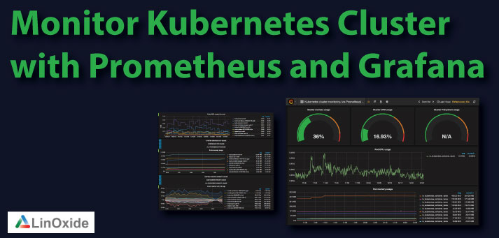 How to Monitor Kubernetes Cluster with Prometheus and Grafana