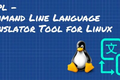 Command Line Language Translator