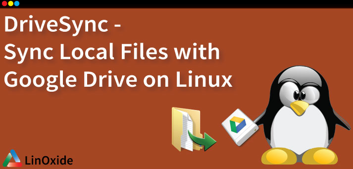 sync files with google drive