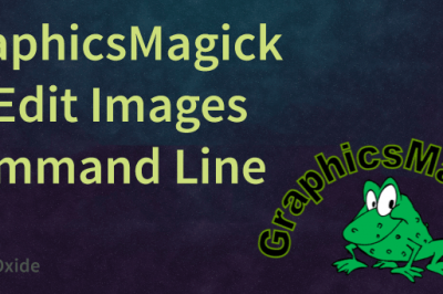 install GraphicsMagick