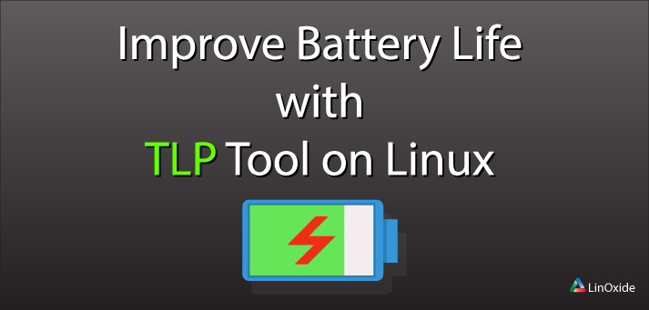 tlp linux battery life