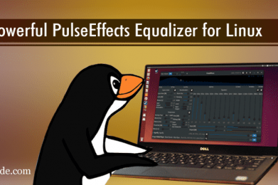 PulseEffects Equalizer Linux