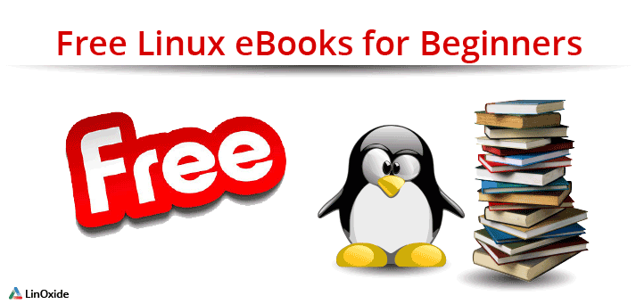 8 Free ebooks to Learn Linux for Beginners
