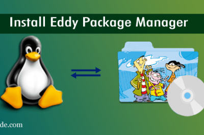 install eddy package manager