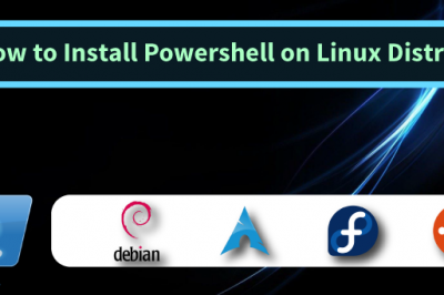 powershell linux
