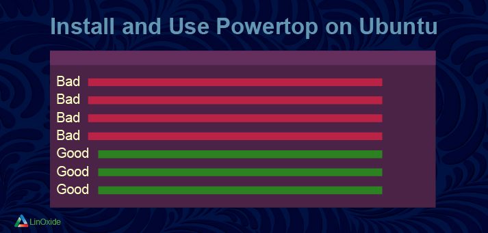 How to Install and Use Powertop on Ubuntu 16 04