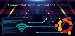 connect wifi command line