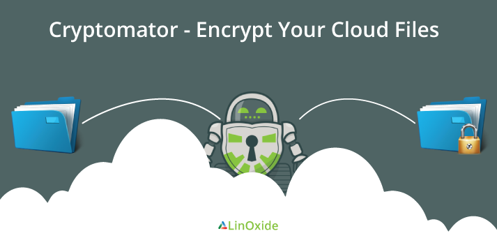 cryptomator encrypt cloud files