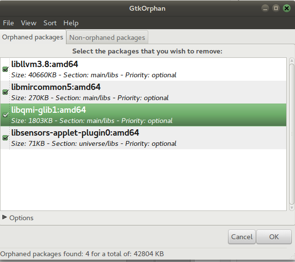 How to Remove Orphaned Packages on Ubuntu