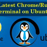 Install latest chrome ubuntu
