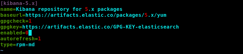 exclude packages from updating in yum
