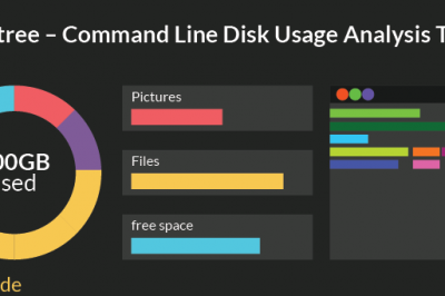 dutree disk usage tool linux