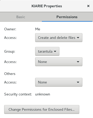 mount and change permissions on external drives