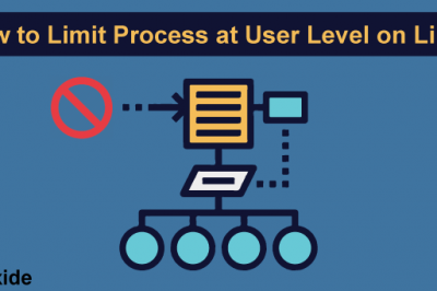 limit process user linux