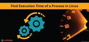 linux process execution time