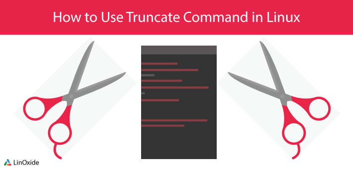 linux truncate command