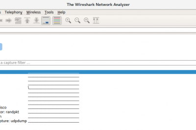 wireshark linux