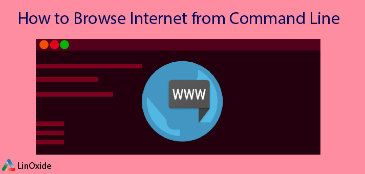 Browse Internet Command Line