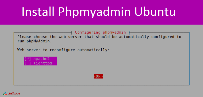 How To Install Phpmyadmin With Lamp On Ubuntu 18 04