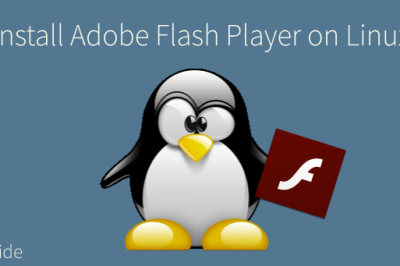 Install adobe flash player linux