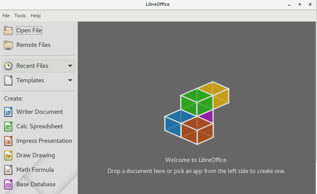 install LibreOffice 6.0 on Ubuntu 18.04