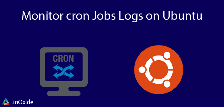 check cron logs on Ubuntu linux