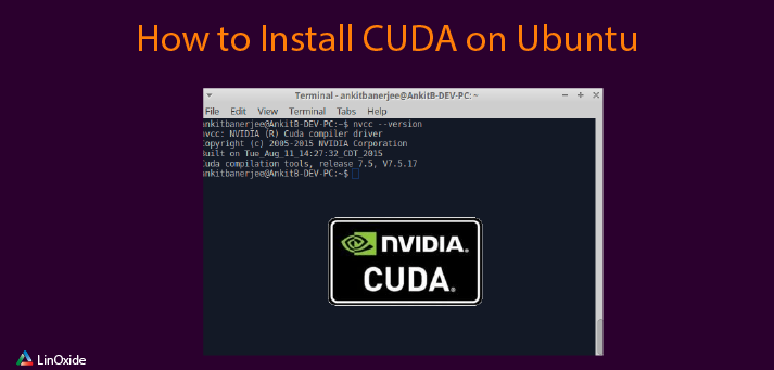 How to Install CUDA on Ubuntu 18 04