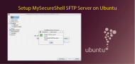 setup mysecureshell sftp