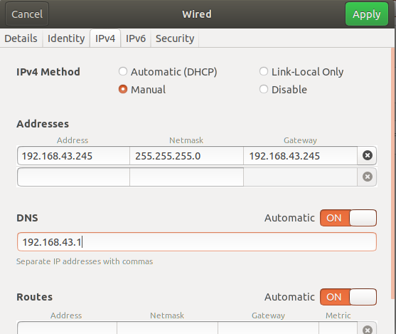 How to Configure Static IP Address on Ubuntu 18 04