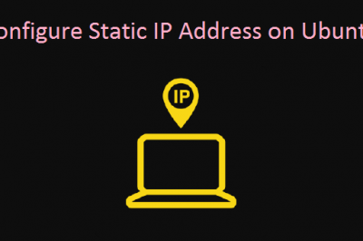 configure static ip ubuntu
