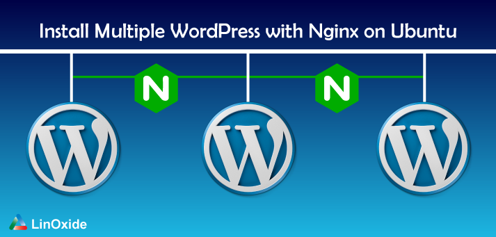 How to Install Multiple Wordpress with Nginx on Ubuntu 18 04