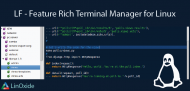 LF Terminal Manager Linux