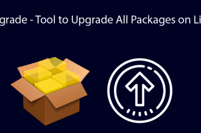 Topgrade Too Upgrade All Packages Linux