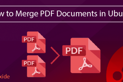 Merge PDF files linux