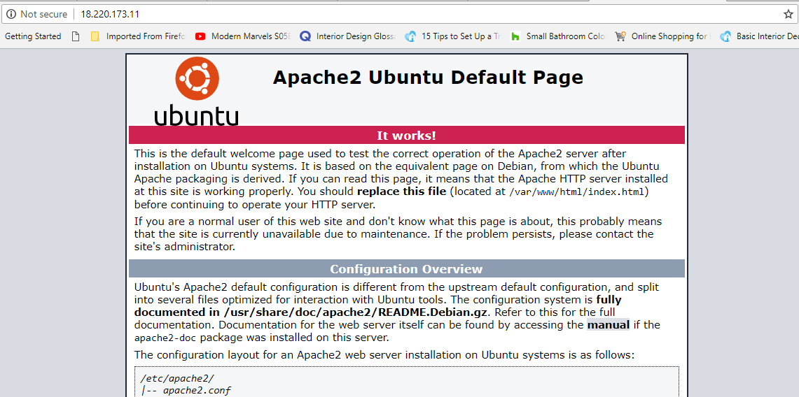 restart Apache web server on Linux Systems