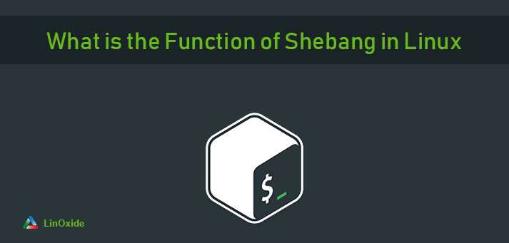 What is the Function of Shebang in Linux?