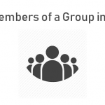 linux list group members