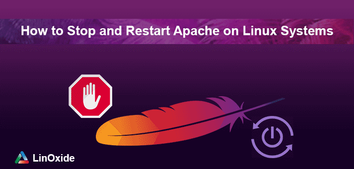 How to Stop and Restart Apache on Web Server