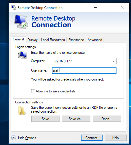 How to Connect Ubuntu Linux Remotely from Windows via RDP