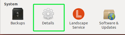 check which version of Ubuntu you have
