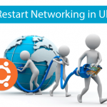 how to restart networking in ubuntu