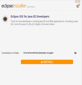 Install Eclipse on Ubuntu Using Command Line