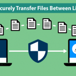 DCP tool securely transfer files linux