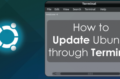 Update ubuntu from terminal
