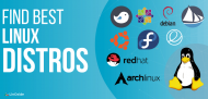 Here you find the best linux distros