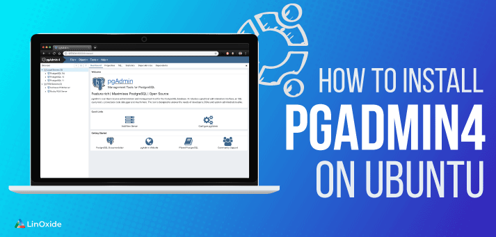 How to Install pgAdmin4 on Ubuntu