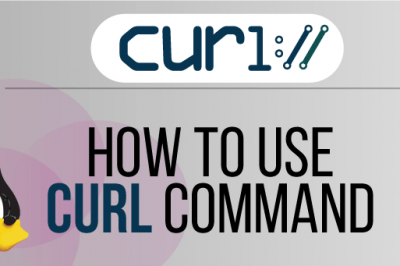 How to use curl command