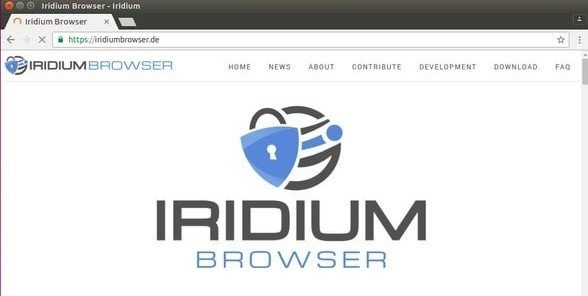 iridium web browser