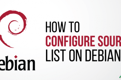 How to Configure sources list on Debian 9